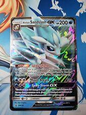 OVERSIZED Pokemon Card TSAREENA GX JUMBO Promo SM56 TOPLOADER NM//MINT