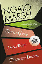 Death at the Dolphin / Hand in Glove / Dead Water by Ngaio Marsh (Paperback,...