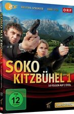 SOKO KITZBÜHEL Vol. 1 (Kristina Sprenger, Hans Sigl) 2 DVDs NEU+OVP