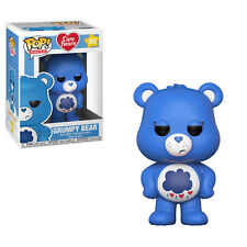 "Care Bears Grincheux Bear 3.75"" Pop Vinyl Figure FUNKO 353 Pop Animation"