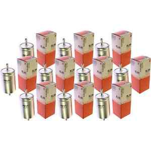 10x MAHLE/Knecht KL 60 Fuel Filter Fuel For VW Polo 6N1 Seat Ibiza