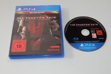 Metal Gear Solid V: The Phantom Pain -- Day One Edition PS4 Sony PlayStation 4