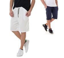Bermuda Uomo Cotone Sportivo Pantaloncino Corto Casual SlimFit Palestra Fitness