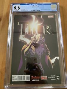 THOR #8 CGC 9.6 NM+ Jane Foster is revealed as Thor   Love and Thunder   Marvel