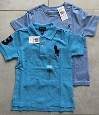 Ralph Lauren Toddler Boy Polo Shirts| Size: 5 BNWT
