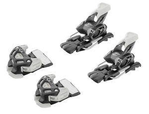 Attacchi Bindings TYROLIA AAATTACK ATTACK 13 skistopper 130 mm Solid Black White