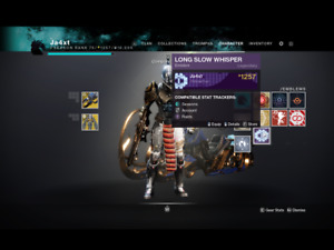 Destiny 2: Deep stone crypt raid completion [PC]