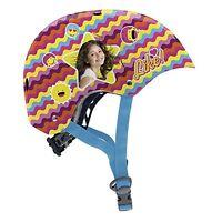 Soy Luna Protection Helmet Roller skates Bike Girl Giochi Preziosi TV New