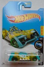 2017 Hot Wheels X-RACERS 4/10 Voltage Spike 203/365 (Aqua Version)