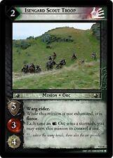 LOTR TCG Isengard Scout Troop 5U55 Battle of Helm's Deep BOHD NEAR MINT FOIL