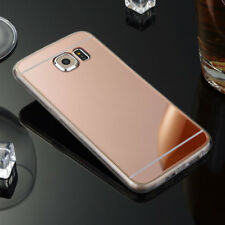 Luxury Rose Gold Thin Silicone TPU Mirror Case Cover For Samsung Galaxy Note 3