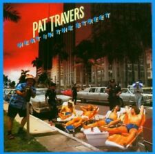 Travers, Pat-heat in the Street [ORIGINAL RECORDING REMASTERED] CD NUOVO OVP