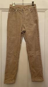 Corduroy Jeans Size 34