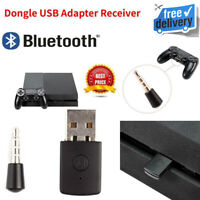 Bluetooth 4.0 + EDR Headset Dongle USB Adapter Receiver for Playstation 4 PS4