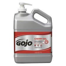 Gojo 2358-02 Hand Cleaner,Gel,Cherry,1 gal.