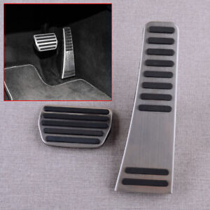 Gas Fuel Brake Pedal Cover Pad Fit for Volvo S60 V60 S90 V90 XC60 XC90 2020