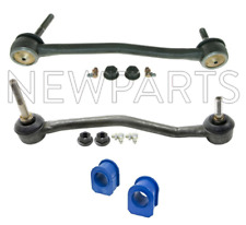 For Ford Excursion 4WD Set of 2 Front Stabilizer Bar Link & Sway Bar Bushing Kit