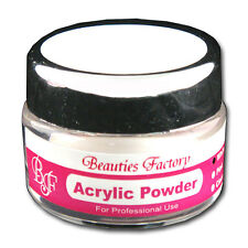 Acrylic Powder Nail Tips Crystal Builder UV Gel Sparkle Nails #271A_one_bottle