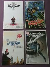 The Amazing Spider-Man #655 #656 #657 #658 Run 1st Foundation Costume NM