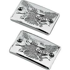 Show Chrome Master Cylinder Cover 2-447