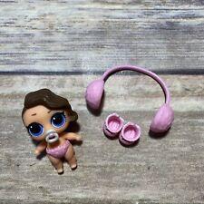LOL Surprise Doll LIL POSH Baby LITTLE SIS SISTER Dolls FRENCH GIRL EARMUFFS