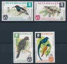 Seychelles - 1976 - 4th Pan-African Ornithological Congress VF MNH