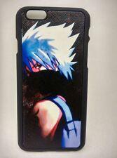 USA Seller Apple iphone 6 & 6S Anime Phone case Cover Naruto Cool Kakashi