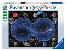 "Puzzle Ravensburger 1500 luoghi "" Planisfero Celeste"" 16373"