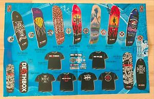 PINEAPPLE SIGNED JAY ADAMS INOUYE DEATHBOX SKATEBOARD CATALOG DOGTOWN Z-BOYS
