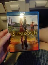 The Princess Bride - used Blu-ray/Dvd combo - Peter Falk, Cary Elwes