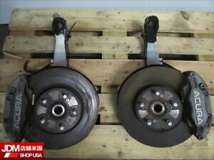 05 06 07 08 Acura RL OEM Front Left Right Knuckle Spindle Assy. Brakes Calipers