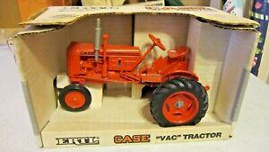 Ertl Case IH VAC LTD Edition 1989 Diecast Tractor 2909 w/Original Box