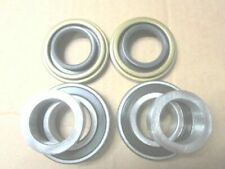 "57 58 59 60 61 62 FORD REAR WHEEL BEARINGS SEALS with H-DUTY  1.531"" I.D. PAIR"