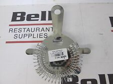 *NEW* UPDATE BST-4 STAINLESS STEEL 4-PRONG BAR STRAINER - FREE SHIPPING!