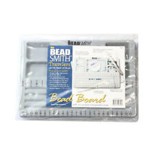 Beadsmith Mini Bead board avec housse amovible floqué Surface Tri Perles
