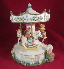 "SAN FRANCISCO MUSIC COMPANY TEDDY HUGS ""CAROUSEL RIDE""  IE/48 - 738132"