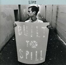 Live - Built To Spill (2000, CD NEUF)