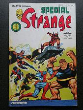 SPECIAL STRANGE N° 36  JUIN 1984   LUG EDITIONS   MARVEL