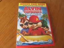 Alvin And The Chipmunks - Chipwrecked (DVD, 2012)