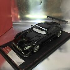 1/18 Frontiart Avan Style #AS002-04 Mercedes-Benz AMG GT3 Black Ltd 350