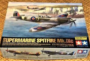 1:32 TAMIYA  Spitfire MK.IXc  Kit  ref 60319