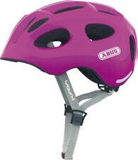 Abus Kinder- Jugendhelm Fahrradhelm YOUN-I sparkling pink 48-54 cm