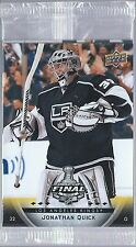 2012 Upper Deck Los Angeles Kings Stanley Cup Finals Set of 6 Jonathan Quick
