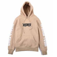 Size 2XL Justin Bieber Purpose The World Tour Casual Hoodie Sweatshirt Pullover