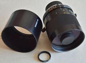 TAMRON SP 500 F/8 Monture Adaptall 2 Nikon