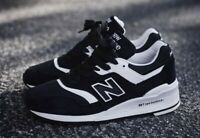 New Balance M997BBK Made In USA Men's Sneakers