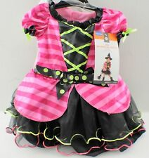 Toddler Halloween Costume Whimsical Witch Costume 18-24 Months
