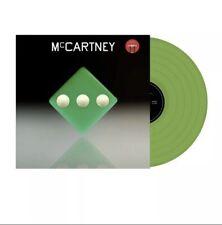 PAUL McCARTNEY III 3 Target Exclusive LP Vinyl Green Limited Edition *IN HAND*