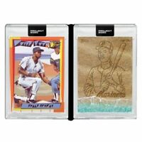 Topps PROJECT 2020  #115 Frank Thomas & #116 Ken Griffey Jr Sp RC - Fast ship!