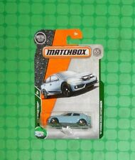 2018 Matchbox - '17 Honda Civic Hatchback